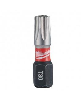 BIT UDAROWY MILWAUKEE  SHOCKWAVE TX30 X 25 MM