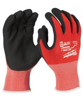Rękawice robocze  rozm. 9/L  MILWAUKEE 4932471417
