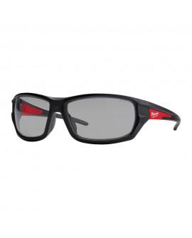 Okulary ochronne premium szare MILWAUKEE 4932478908