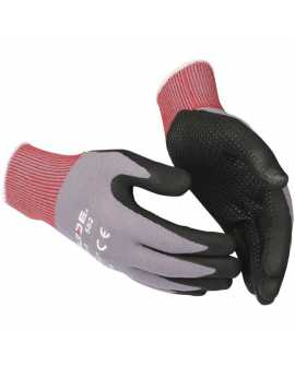 Cienkie rękawice nitrylowe robocze GUIDE 582