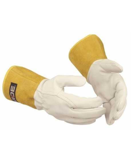 Rękawice spawalnicze z koziej skóry GUIDE  270