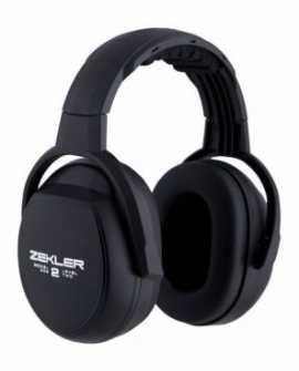 Nauszniki ochronne ZEKLER 402 SNR 30 dB