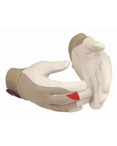 Rękawice robocze ze skóry koziej GUIDE 44