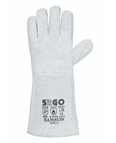 Rękawice Spawalnicze S2GO Samson