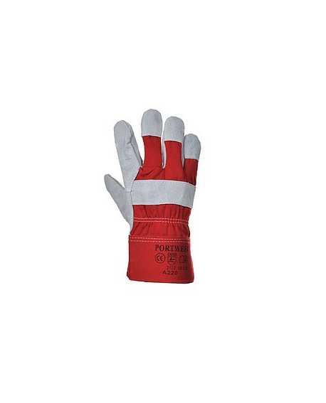 Rękawice Skórzane Ocieplane Portwest A225