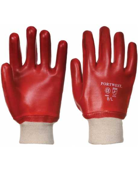 Rękawice PCV Portwest A400