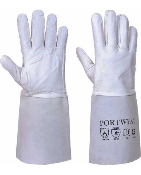 Rękawice spawalniczeTIG Premium Portwest A520