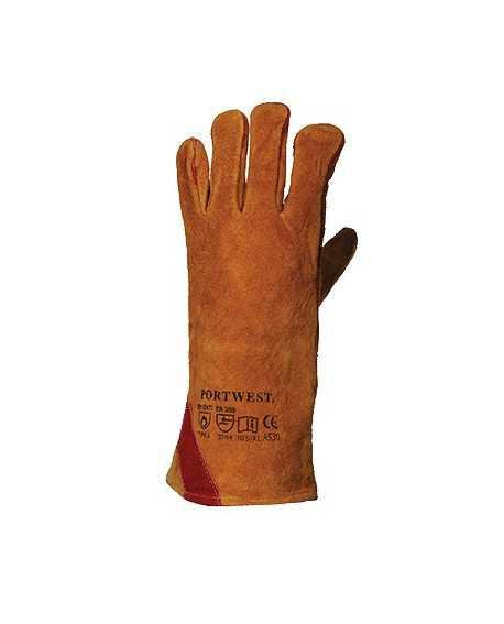 Rękawice spawalnicze Portwest A530