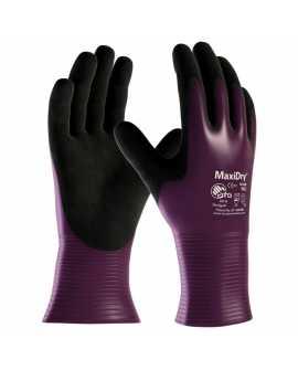Rękawice Nitrylowe ATG MAXIDRY® 56-426