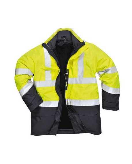 Kurtka ostrzegawcza - BizFlame Rain - S779 - Portwest