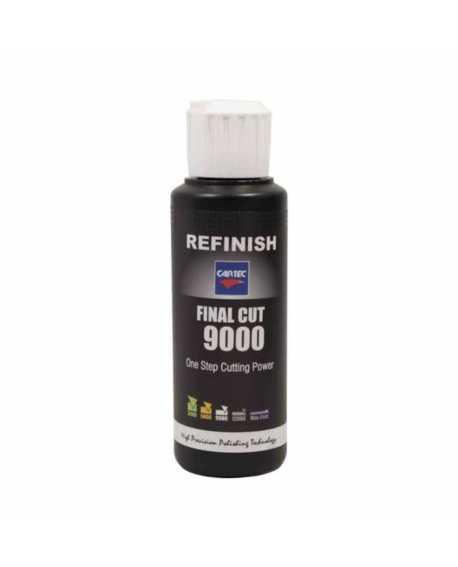 CARTEC REFINISH FINAL CUT 9000 150 ML