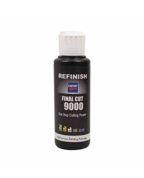 CARTEC REFINISH FINAL CUT 9000 150 ML