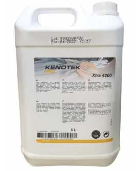 SKONCENTROWANY PREPARAT DO MYCIA FELG X-TRA 4200 5L PH NEUTRALNE KENOTEK