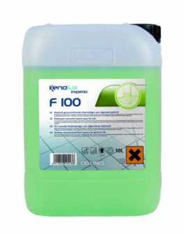 Kenolux f 100 silny preparat do ręcznego i maszynowego mycia podłóg