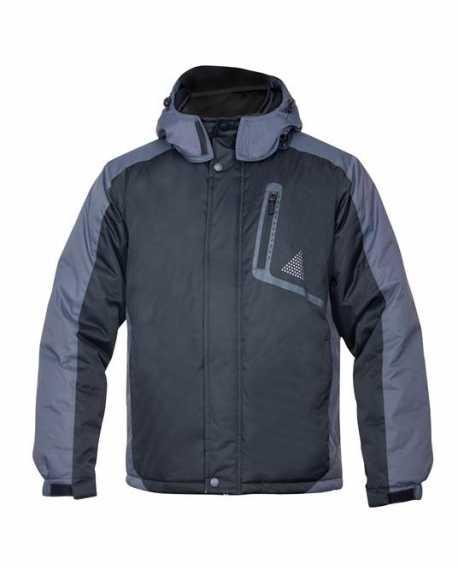 Ciepła zimowa kurtka robocza jork Ardon