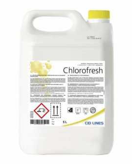 CID LINES chlorofresh 5l myjąco dezynfekujący preparat do mycia łazienek i armatury