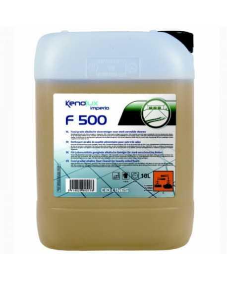 Kenolux f500 10l silny  preparat do odtłuszczania i mycia mocno zabrudzonych podłóg