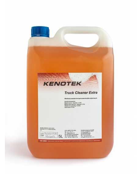 Kenotek truck cleaner extra 25kg silny preparat do mycia ciężarówek TIR