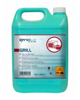 Kenolux Grill 5l preparat detergent do mycia frytownic grilów i piekarników