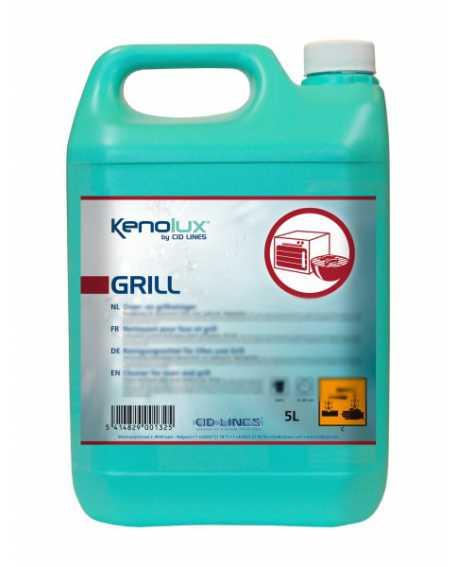 Kenolux f100 1l silny preparat do ręcznego i maszynowego mycia podłóg