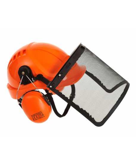 Portwest zestaw do ochrony głowy dla pilarzy