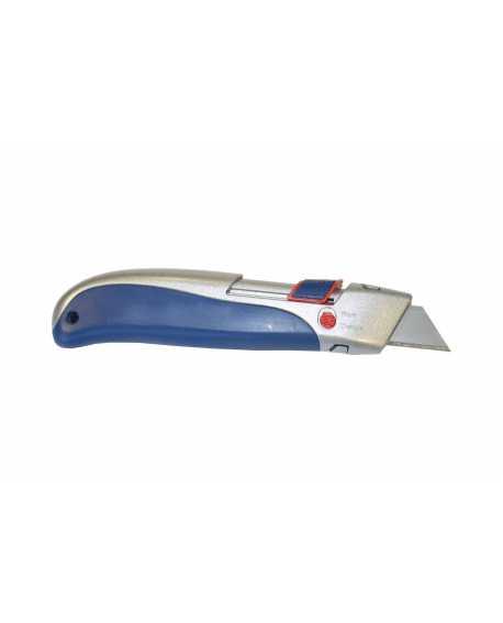 Bezpieczny nóż z powracającym ostrzem PORTWEST