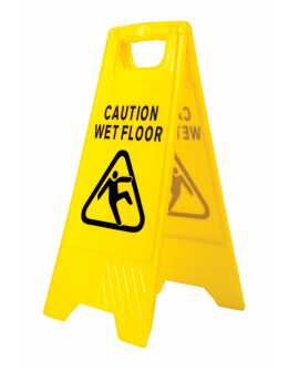 Znak ostrzegawczy Wet Floor HV20 PORTWEST