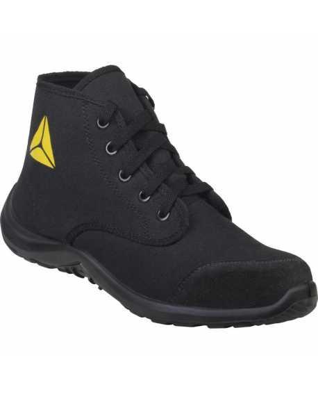 lekkie super przewiewne buty robocze delta plus arona s1p src czarny