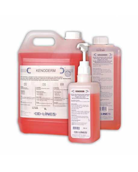 Cid Lines Profesjonalne mydło do dezynfekcji rąk Kenoderm 5L