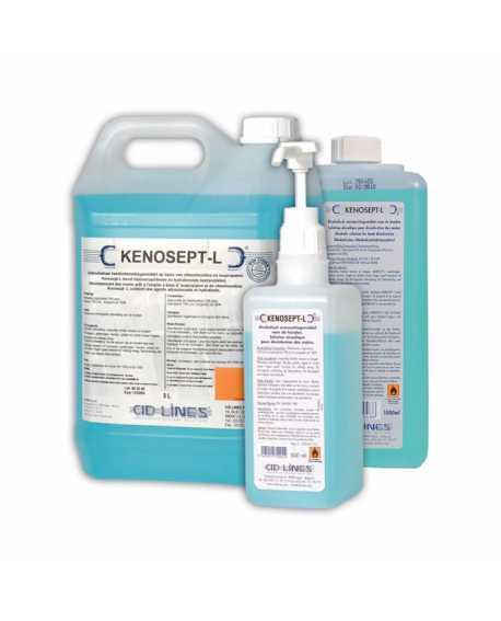 Cid Lines szybko schnący profesjonalny preparat do dezynfekcji rąk Kenosept L 5L