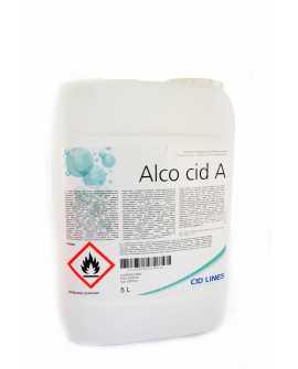 Środek do dezynfekcji antywirusowy i antybakteryjny Cid Lines Alco Cid A 20L
