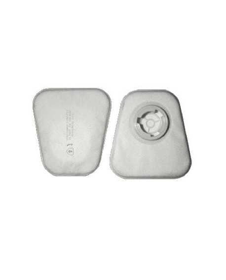 2138 Filtry P3 przeciwpyłowe 3M (Zestaw)