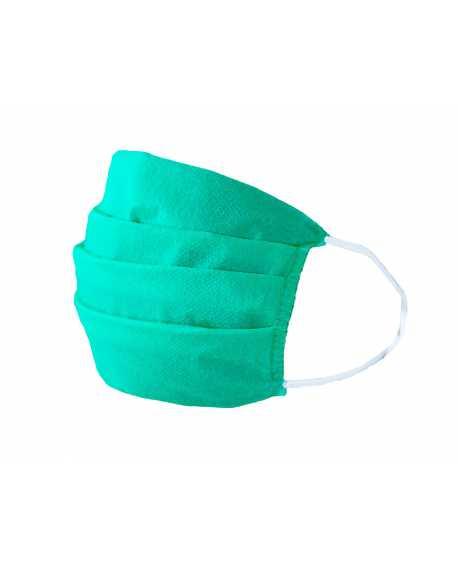 Maseczki jednorazowe szyte z włókniny dwuwarstwowe opakowanie 20 szt