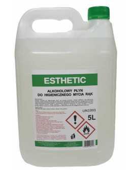 Profesjonalny preparat do dezynfekcji rąk szybko schnący ESTHETIC