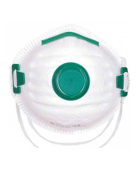 Półmaska filtrująca z zaworkiem FS-21V FFP2 D
