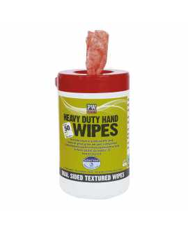 Chusteczki do czyszczenia silnie zabrudzonych rąk IW30 50 szt PORTWEST