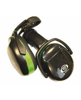 NAHEŁMOWE NAUSZNIKI P/HAŁAS ED 1C EAR DEFENDER SNR 25 dB CERVA