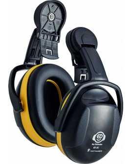 NAHEŁMOWE NAUSZNIKI P/HAŁAS ED 2C EAR DEFENDER SNR 29 dB CERVA