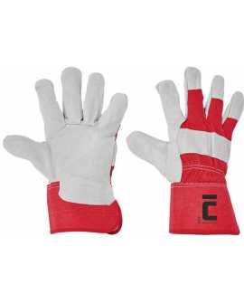 12 PAR - Rękawice wzmacniane grubą dwoiną EIDER rozmiar 11