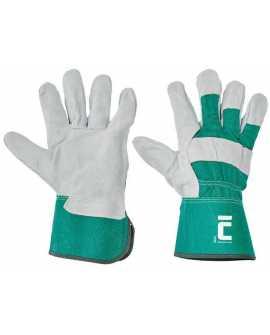 12 PAR - Rękawice wzmacniane grubą dwoiną EIDER rozmiar 12