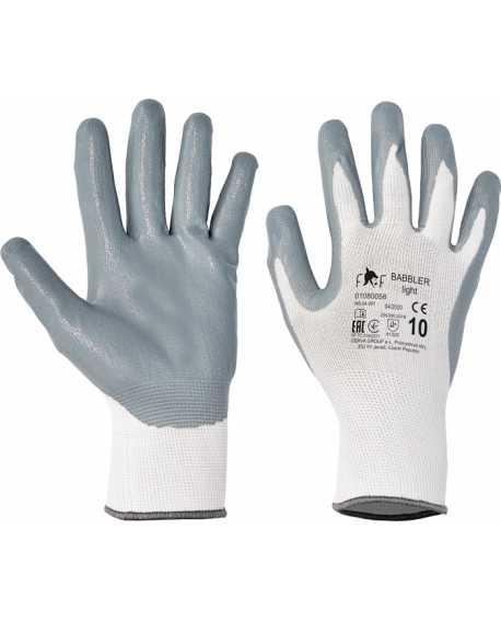 Rękawice nitrylowe  FF BABBLER LIGHT