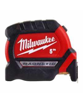 TAŚMA MIERNICZA PREMIUM MAGNETIC 5 M, Milwaukee 4932464599