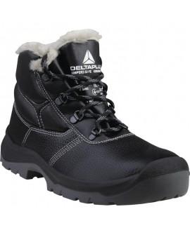 Delta Plus buty robocze wysokie zimowe wodoodporne  JUMPER3 S3 FUR SRC