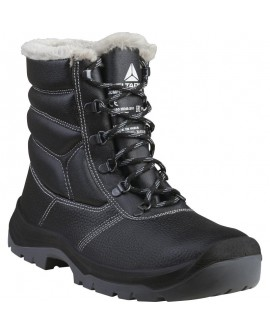 Delta Plus buty robocze wysokie zimowe wodoodporne  JUMPER3 S3 FUR HC SRC